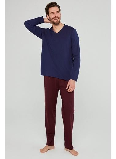 Penti Abstract Pijama Takımı Renkli